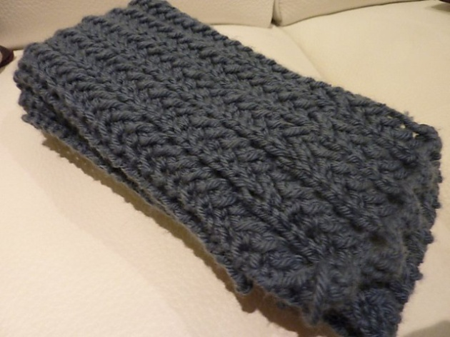 My first ever scarf