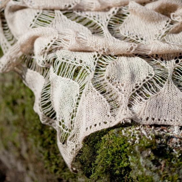 Ballybeg shawl