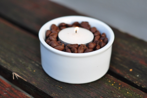 Vanilla Coffee Candle