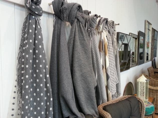Blankets at Foxford Woolen Mills