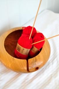 Yarn bowl 022