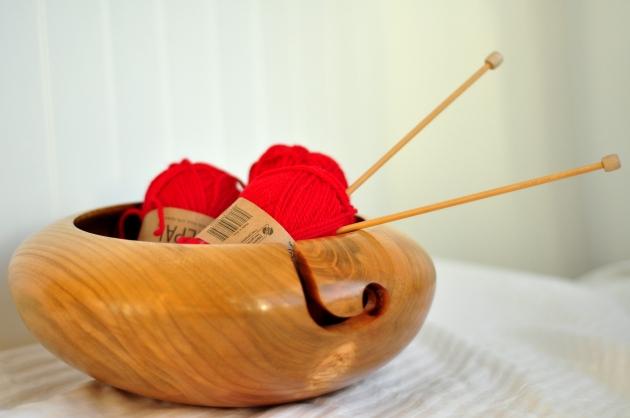 Yarn bowl 030