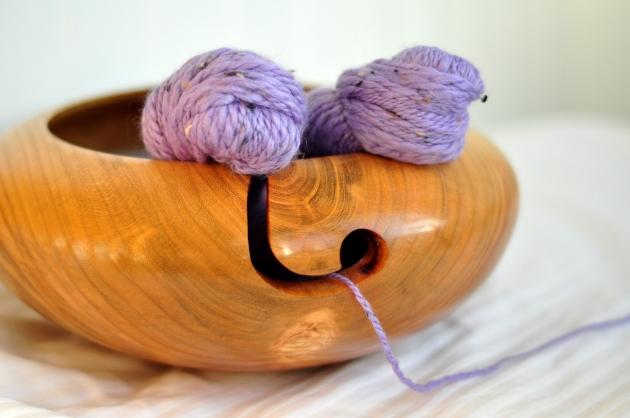 Yarn bowl 040