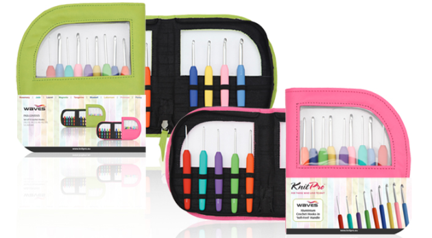 10 Gifts for Knitters (curated by a knitter) Crochet hook set from knitpro