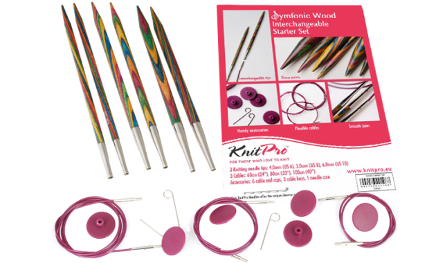 10 Gifts for Knitters (curated by a knitter) knitpro interchangeable needles